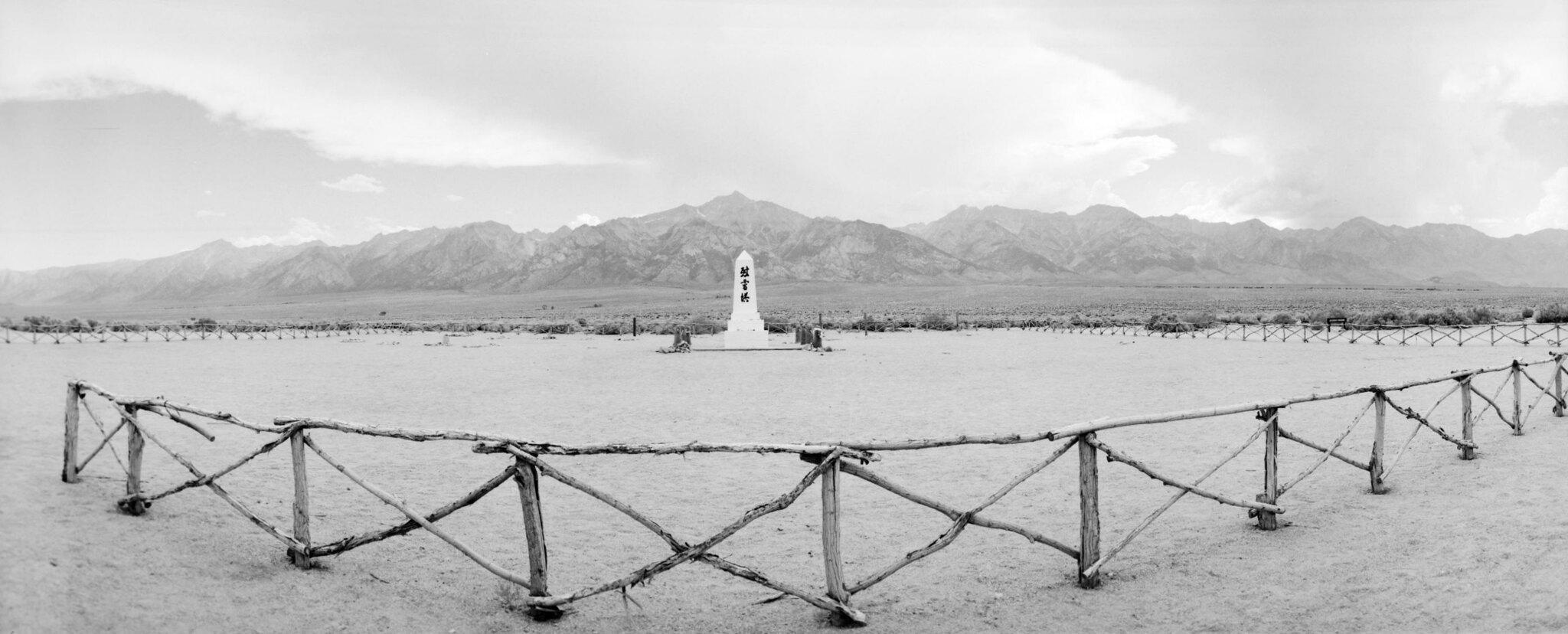 Manzanar fence | by Amanda Tomlin