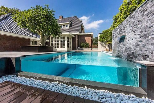 Glass Pool
