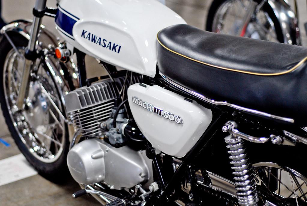 March Kawasaki By James Barnes Mp