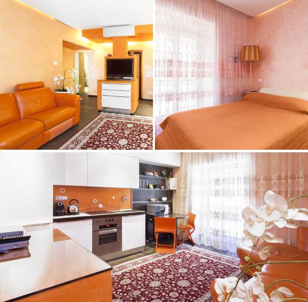 Home Holiday Magenta, uno de los mejores apartamentos donde dormir en Roma