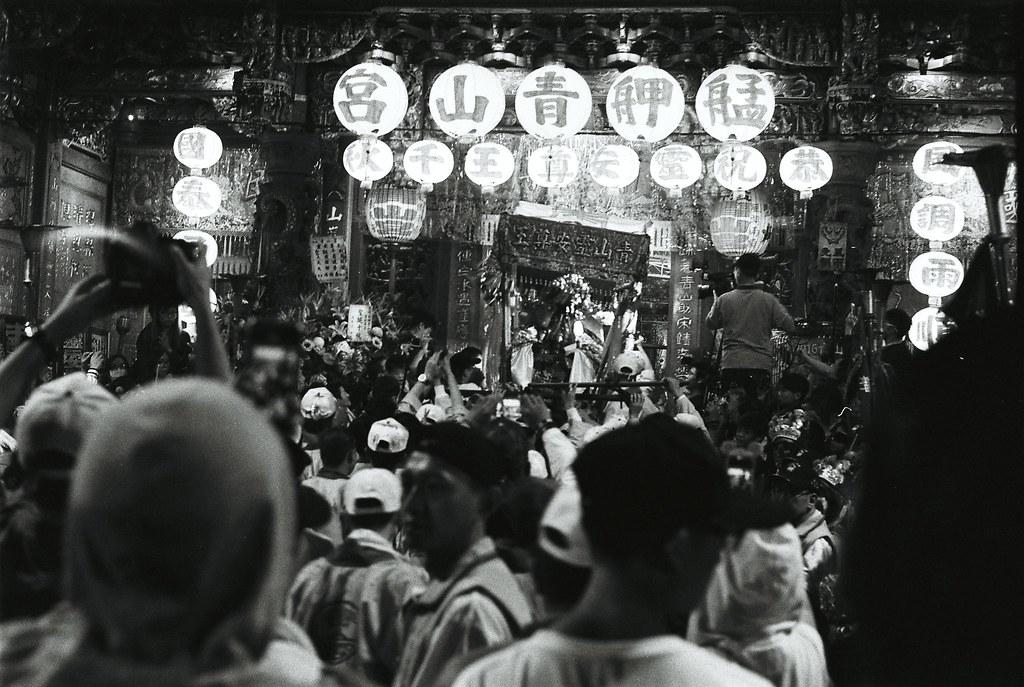 2016青山王祭-入廟