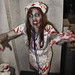 zombified nurse