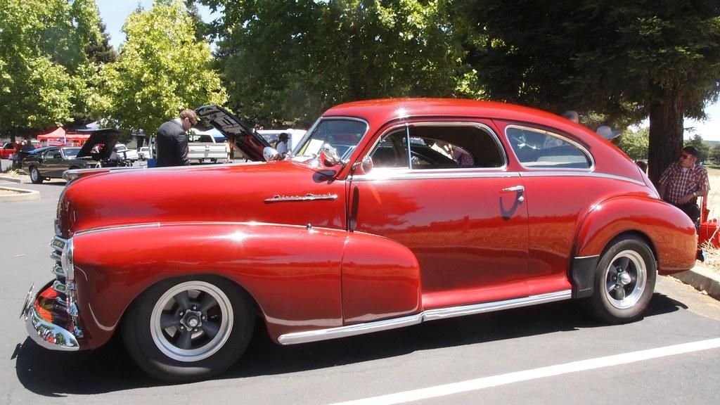 1948 Canadian Pontiac Silver Streak Sedan Coupe (Custom ...