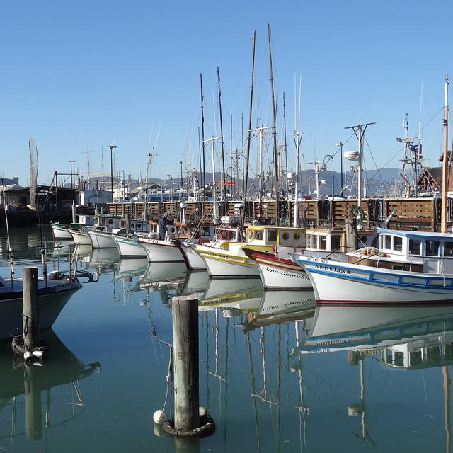 San francisco fishing boats flickr photo sharing for San francisco fishing