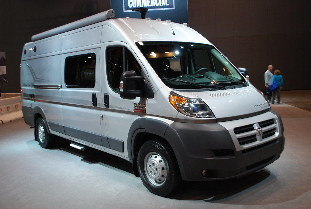 Winnebago Touring Coach Rv Based On 2015 Ram Van Glad