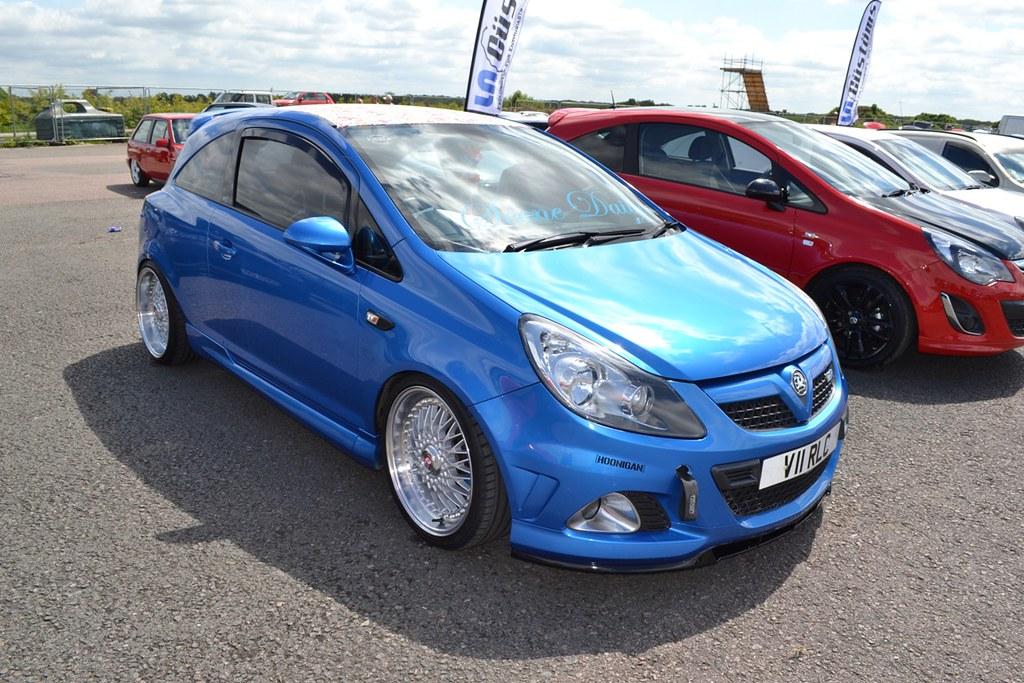 2008 Vauxhall Corsa Vxr V11 Rlc Performance Vauxhall Sho Flickr