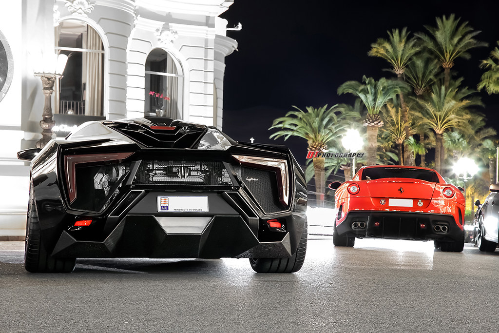 Lykan Hypersport Amp 599 Gto Monaco Top Marques 2014
