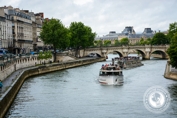 River Cruise in Paris