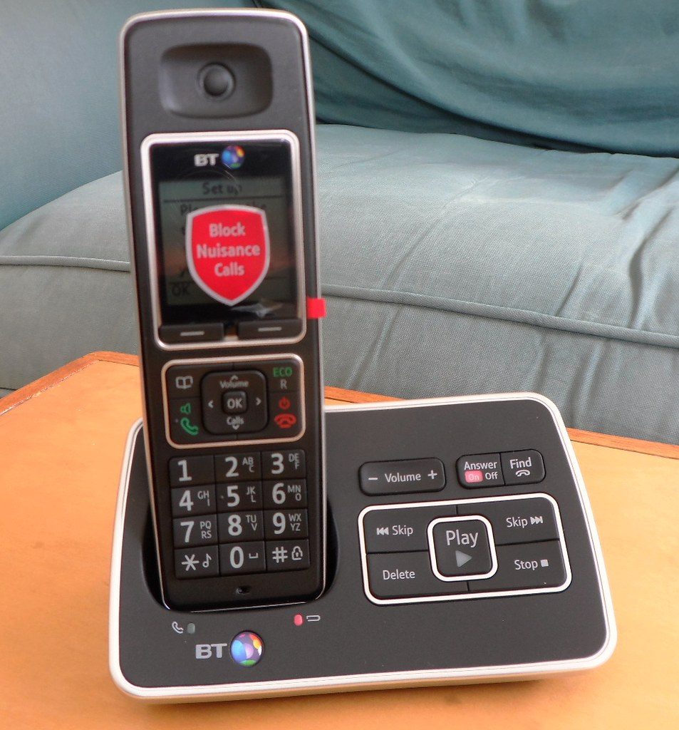 Bt Phone Help With Home Networks