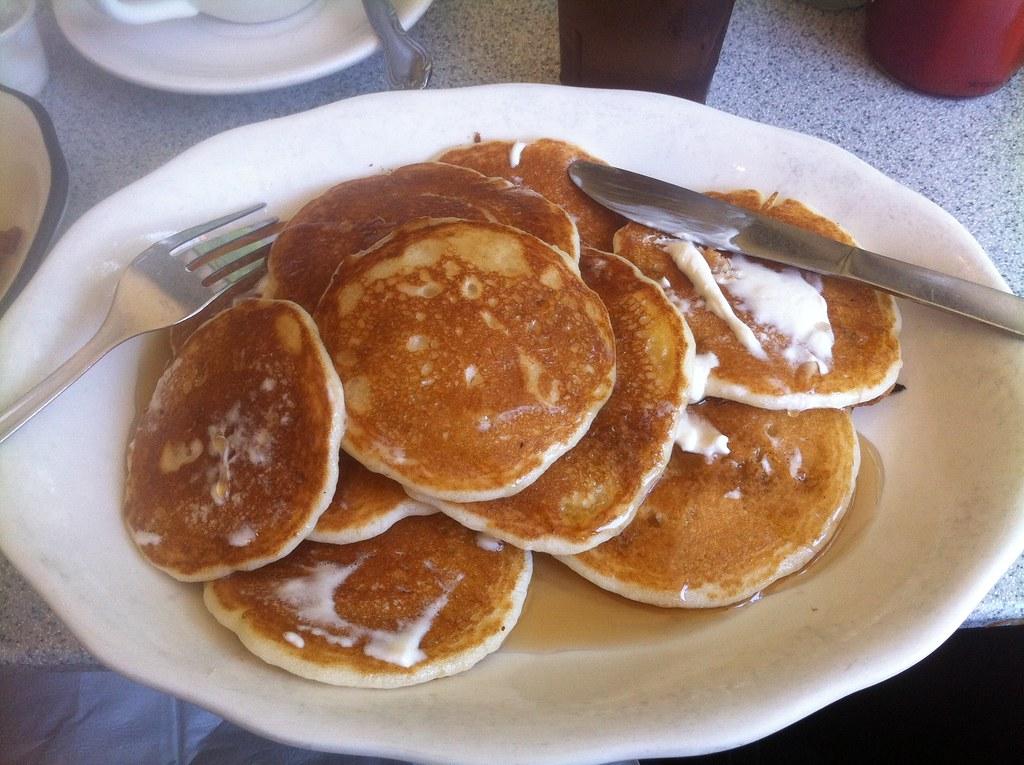 Log Cabin Pancakes Virginia Beach