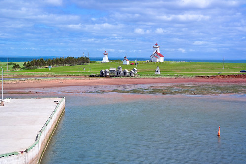 View from the PEI-Nova Scotia Ferry