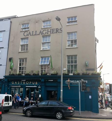 Brunch at Gallagher's Gastro Pub