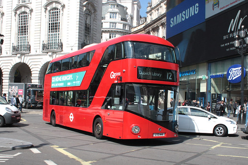 London Central LT441 LTZ1441