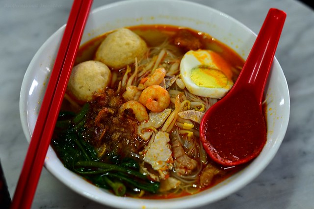 A must try dish in Penang