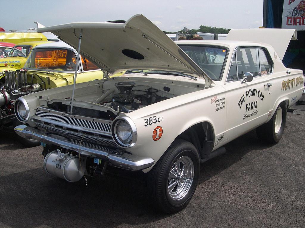 Gasser Dodge 1964 Dodge Dart Gasser '