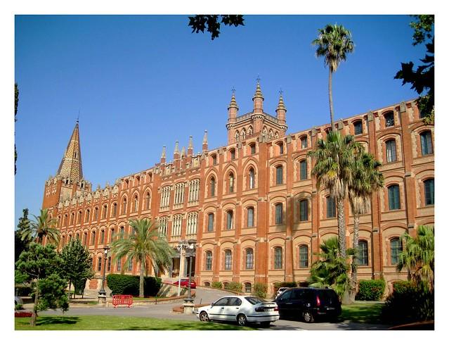 Colegio san ignacio en barcelona diferente flickr - Colegio delineantes barcelona ...