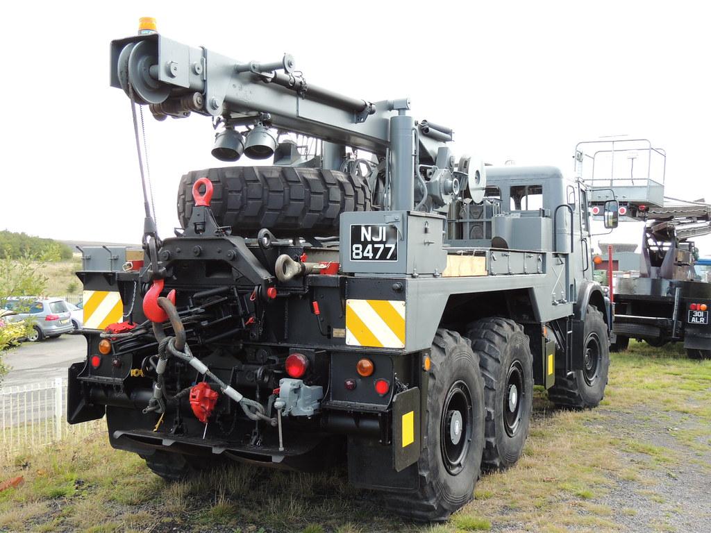 Aec Militant Mk Iii Medium Recovery Vehicle Furnace Sidin