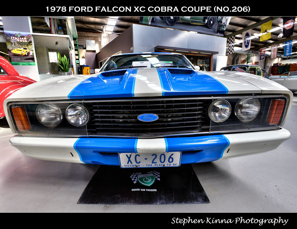Ford And Ford Auction >> 1978 Ford Falcon XC Cobra Coupe (No.206)   2013 Shannons Mel…   Flickr