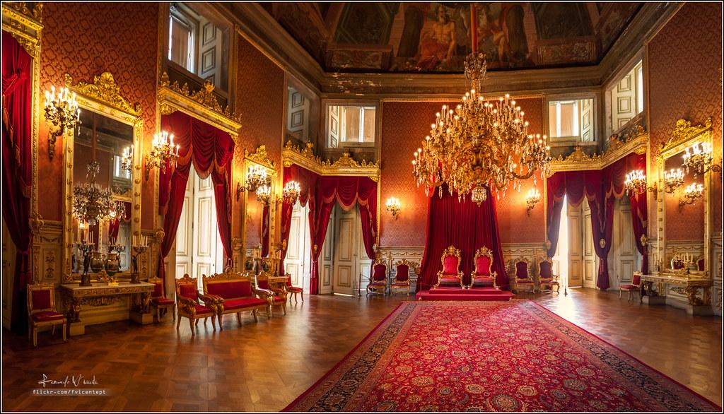 Throne Room Throne Room At Pal 225 Cio Nacional Da Ajuda