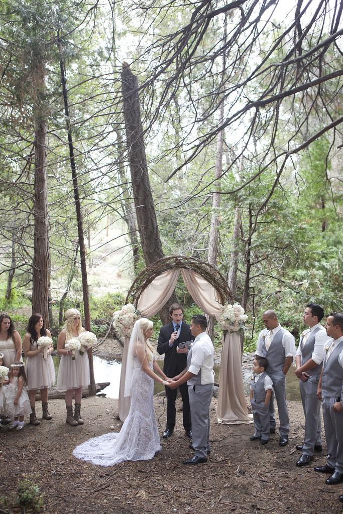 Orange County Wedding Planner Camp Wasewagan Neutral Amp Bl Flickr