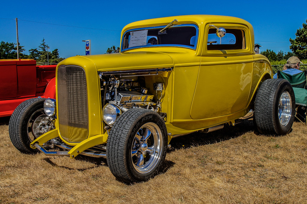 Little Deuce Coupe Dsc04868 A 32 Ford Street Rod As