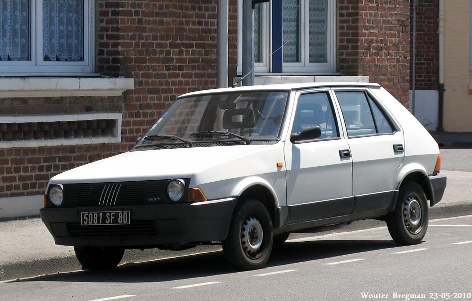 Fiat Ritmo 1986 | Flickr - Photo Sharing!