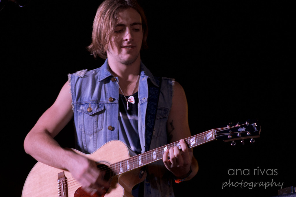 Rocky Lynch | The Citadel's 12th Annual Christmas Tree Light ...: https://www.flickr.com/photos/79274262@N03/11834780603