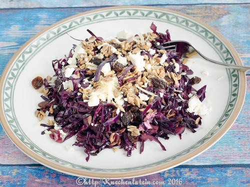 tassajara warm red cabbage salad recipes dishmaps warm red cabbage ...