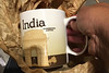 Delhi - Connaught Place Starbucks mug