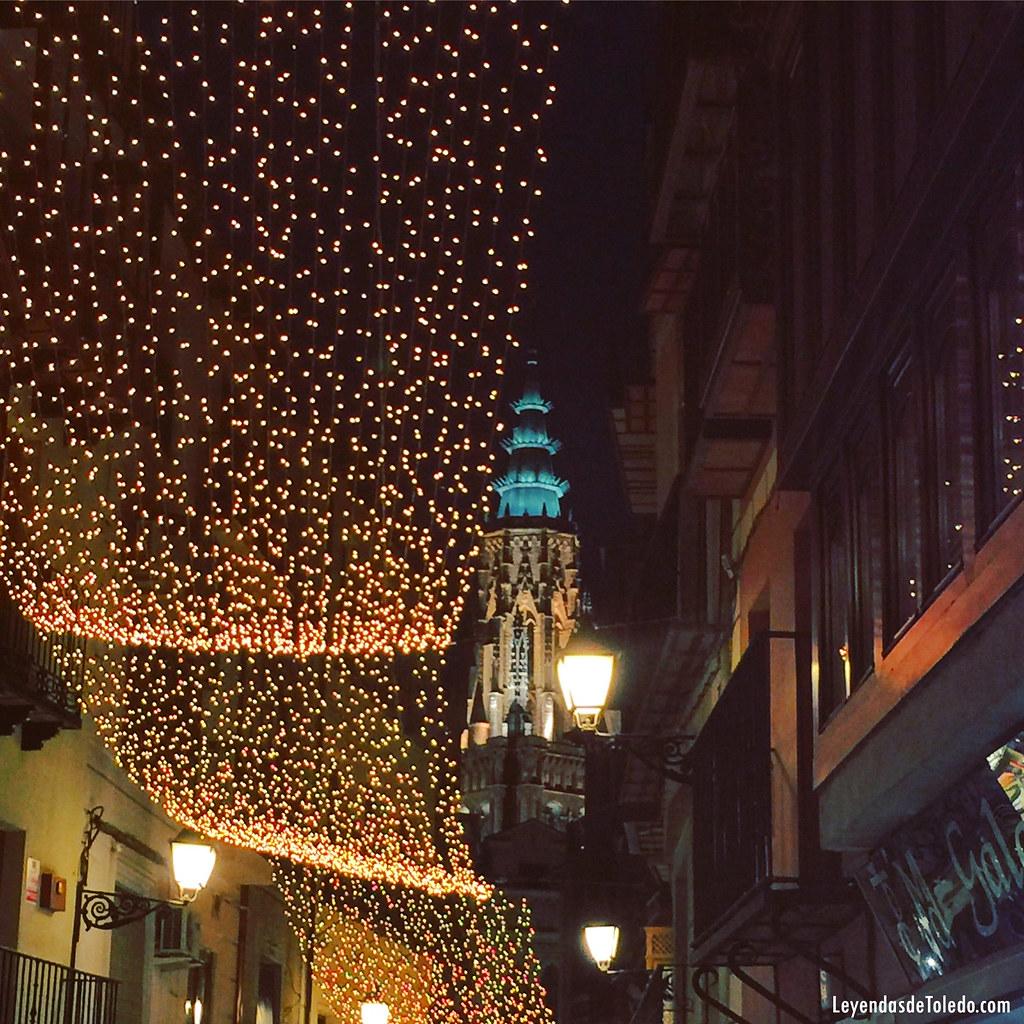 Luz en Toledo 2016