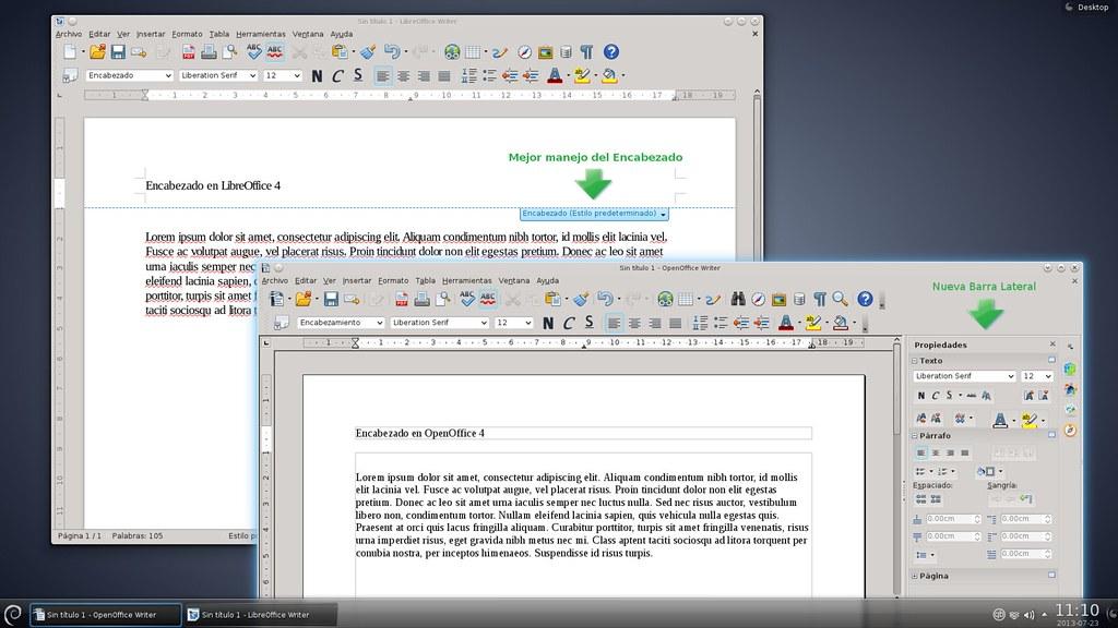 Libreoffice vs openoffice writer 2 libreoffice 4 o - Open office vs office libre ...