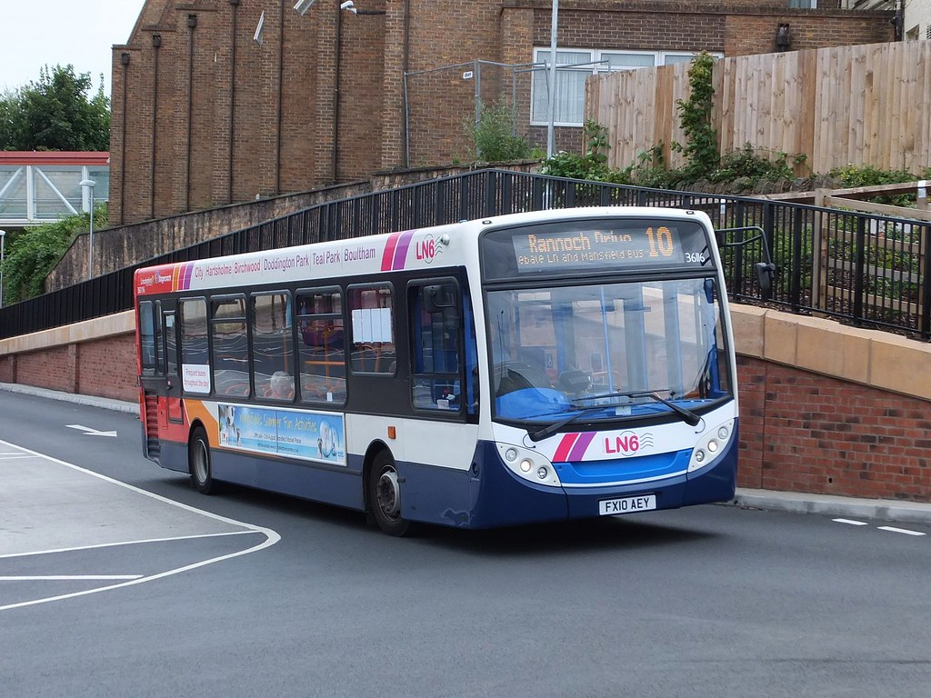 Stagecoach Lincoln 36116 Mansfield Stagecoach Lincoln