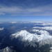 Snow melting on Southern Alps