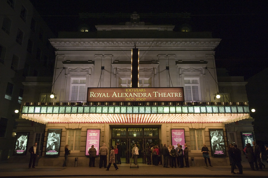 Image result for royal alexandra theatre