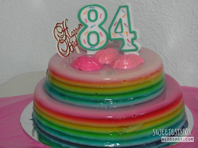 how to make 3d agar agar cake