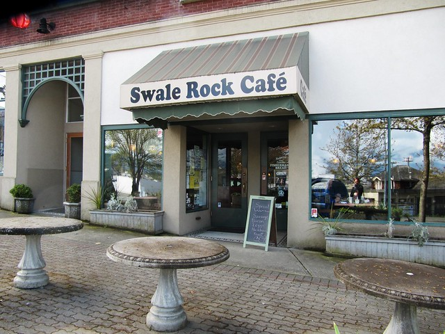 Swale Rock Cafe Menu