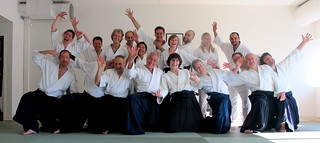 Aikido weekend with Roberto Martucci