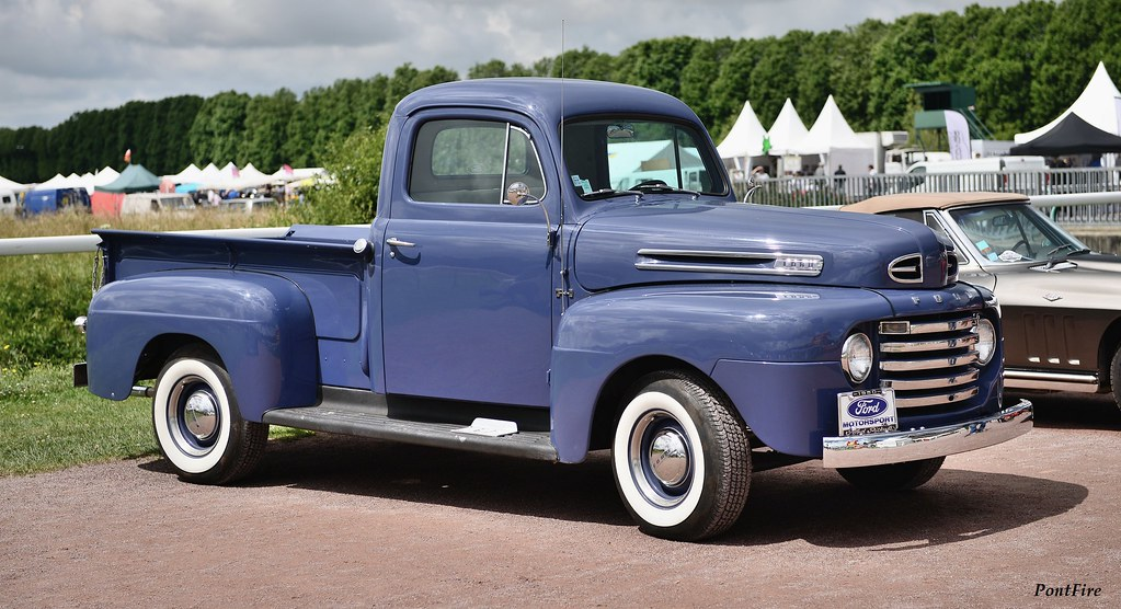 1950 ford f150 pick up eric flickr. Black Bedroom Furniture Sets. Home Design Ideas