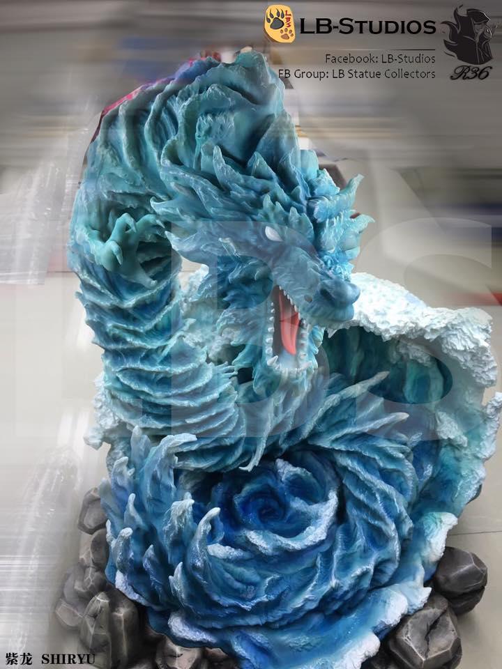[LB-Studios] Rozan Shoryu Ha Statue