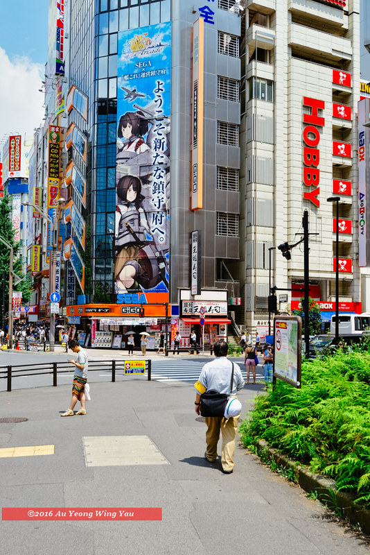 Tokyo 2016: Road To Akihabara