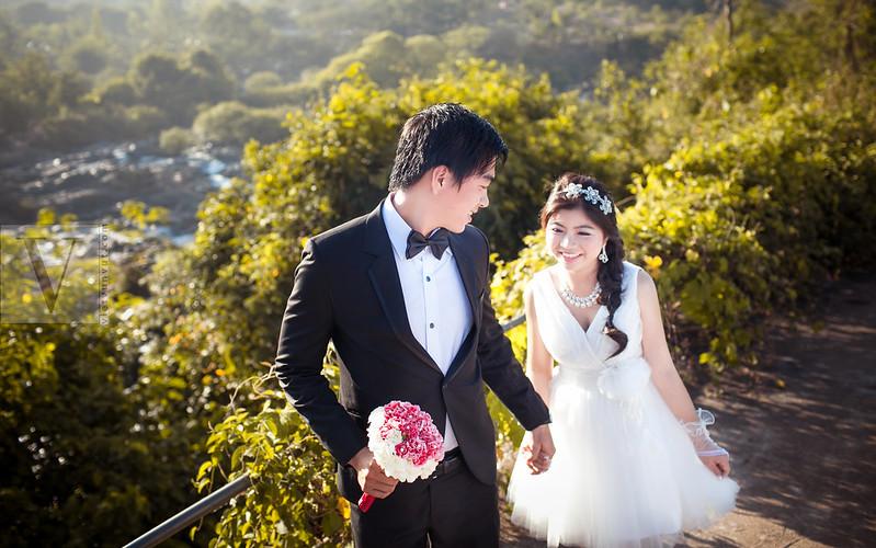 Ảnh cưới đẹp Hồ Cốc