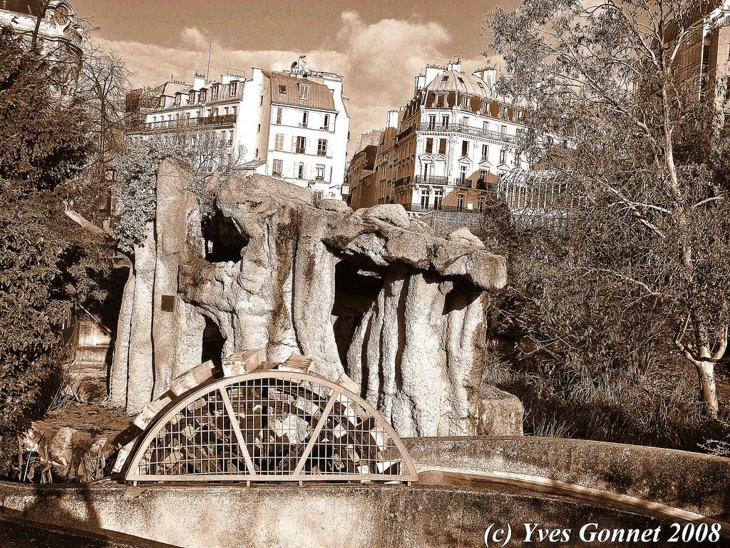 N 1 jardin d 39 aventure des halles jardin nelson mandela l for Jardin nelson mandela