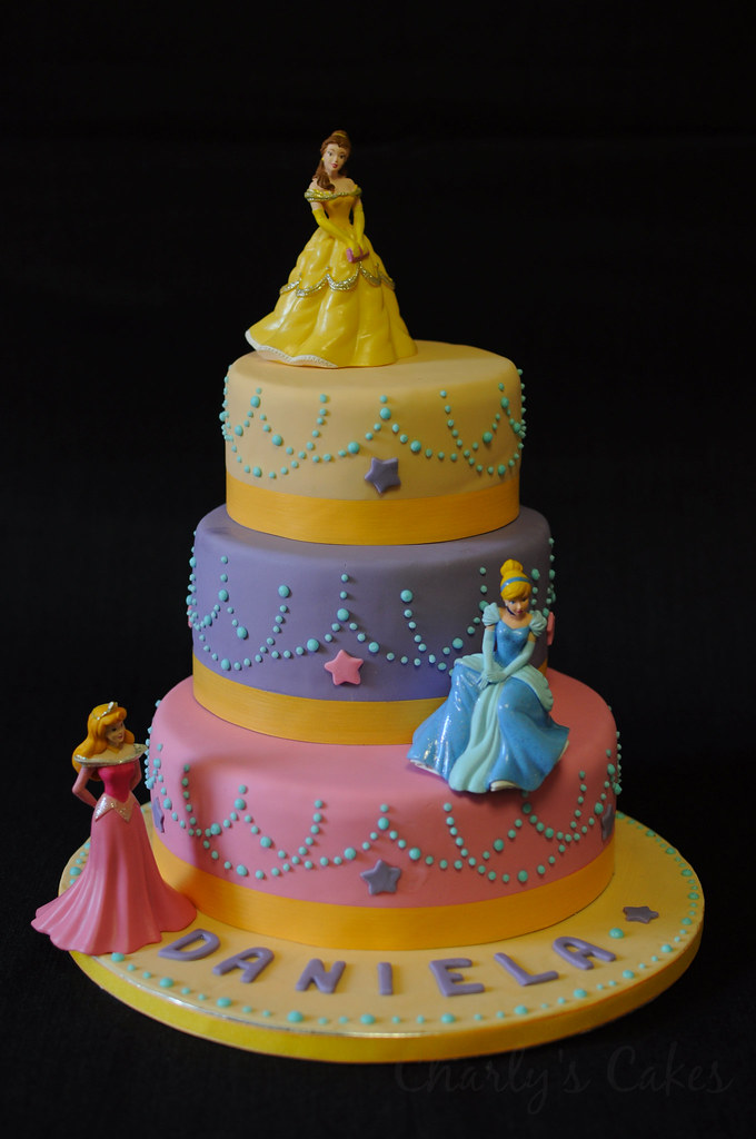 Disney Princess Cake Figurines Nz