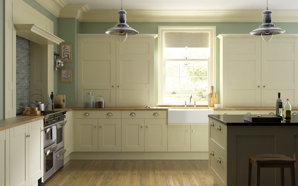 Shaker Kitchen Cabinets Colors