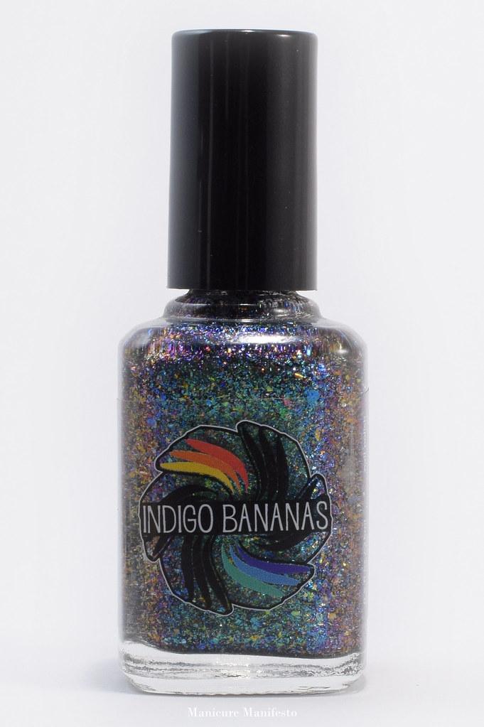 Indigo Bananas Nail Polish