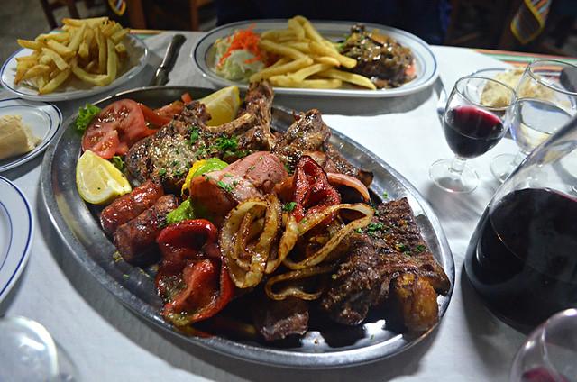 Meat Parrillada, Los Gemelos, Puerto de la Cruz, Tenerife