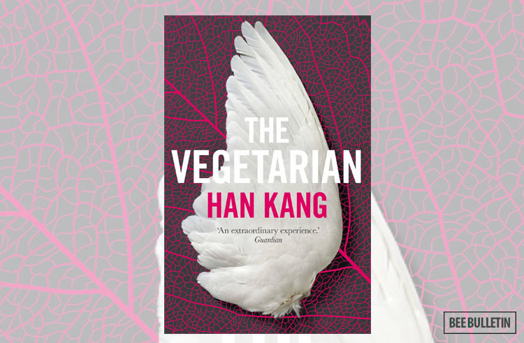 The Vegetarian by Han Kang - Top 10 Best Books of 2016