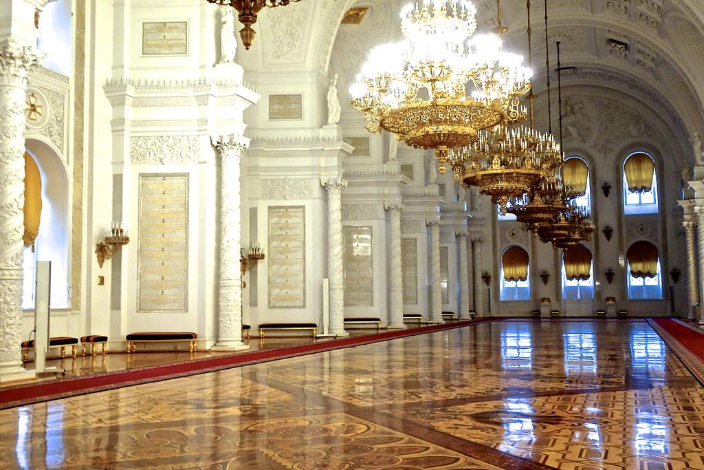 Exeter Extraordinary Experience Inside The Grand Kremlin