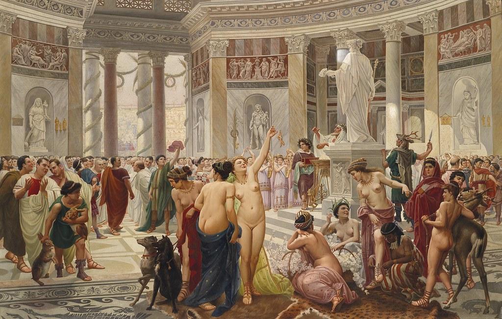Фото римские оргии 88629 фотография