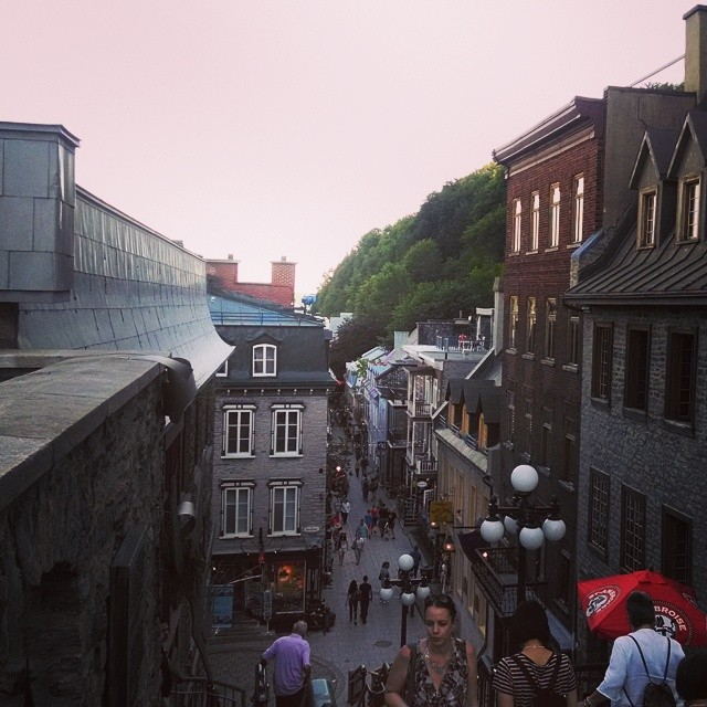 North America 39 S Oldest Commercial Street Is Appropriately